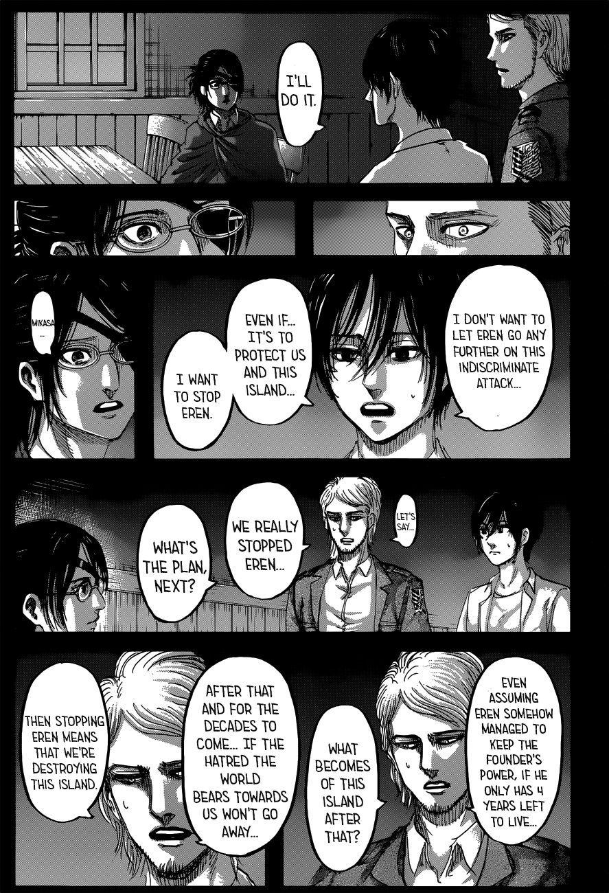Attack on Titan Chapter 127  Online Free Manga Read Image 6