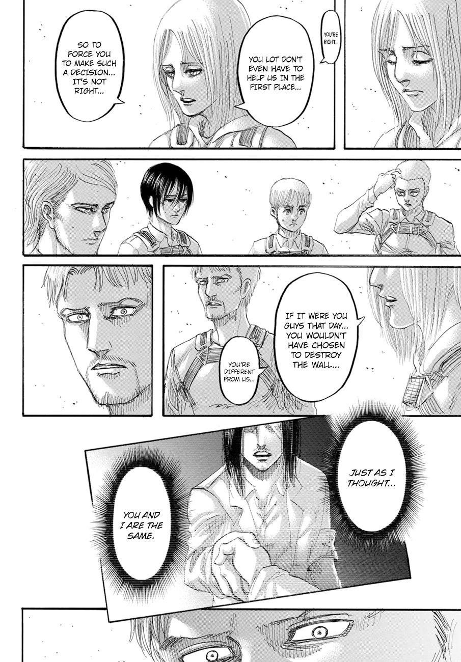 Attack on Titan Chapter 128  Online Free Manga Read Image 10