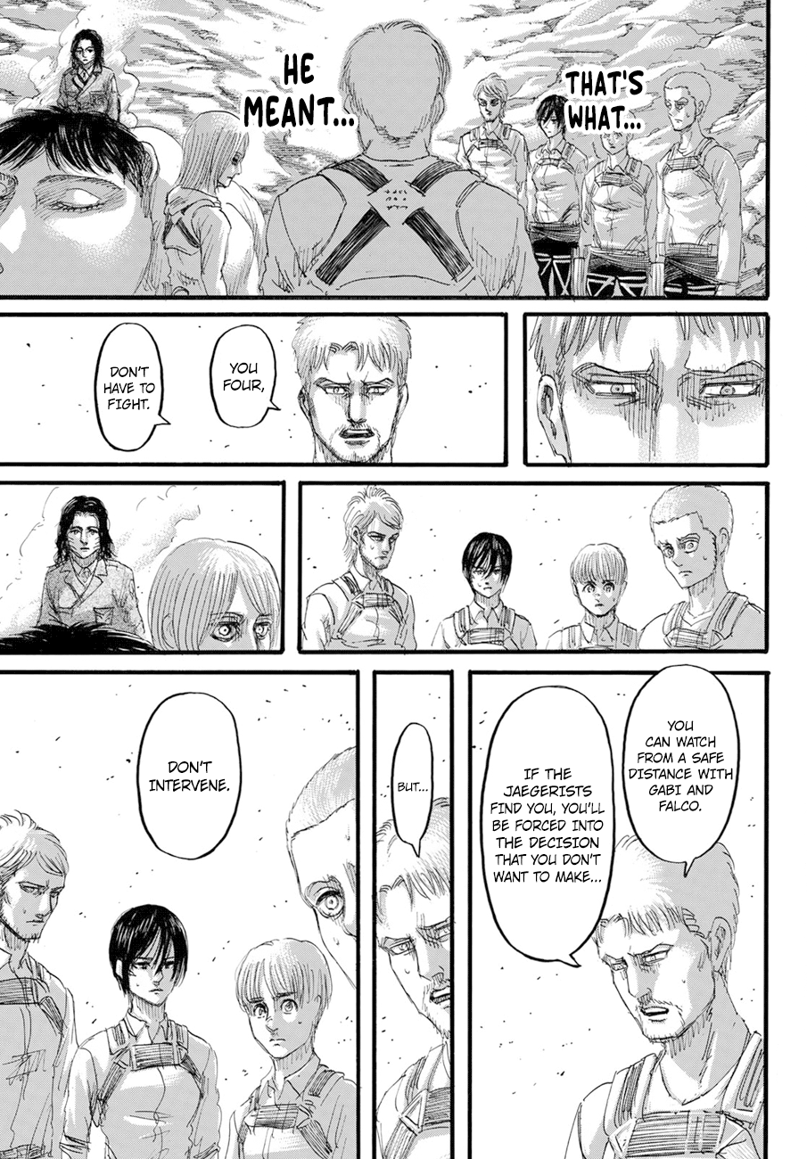 Attack on Titan Chapter 128  Online Free Manga Read Image 11