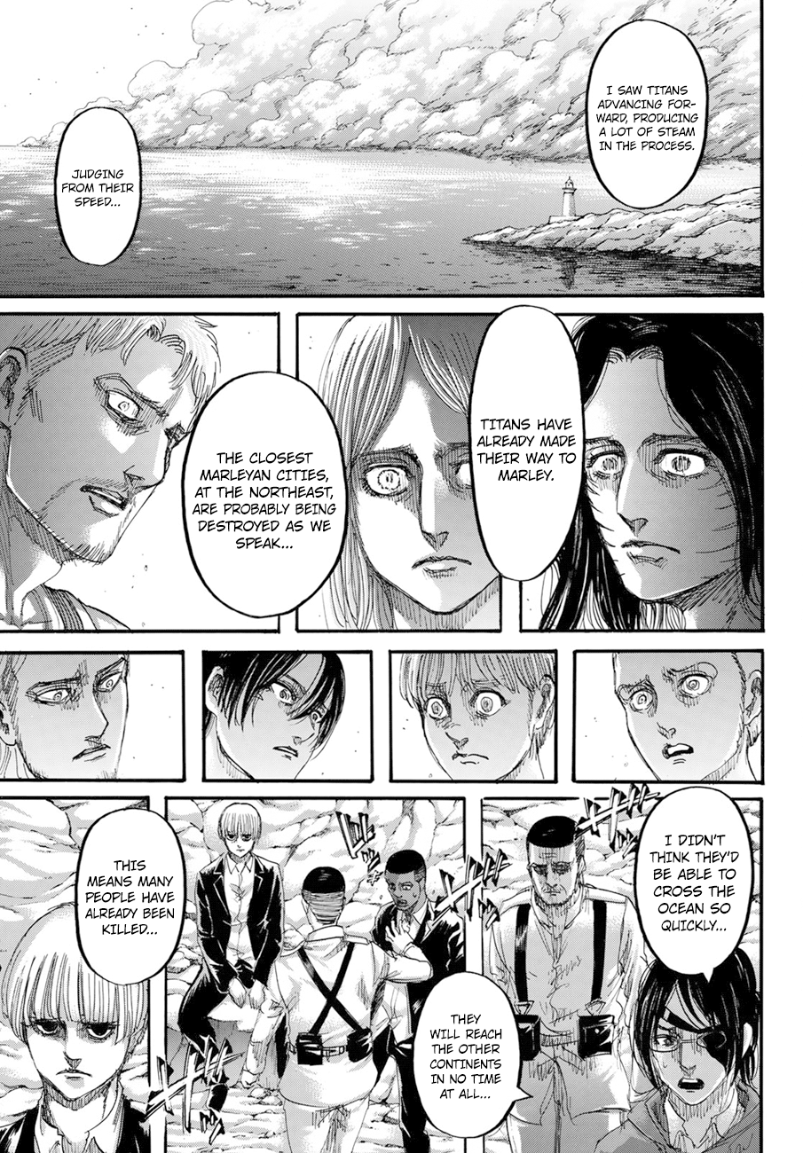 Attack on Titan Chapter 128  Online Free Manga Read Image 13