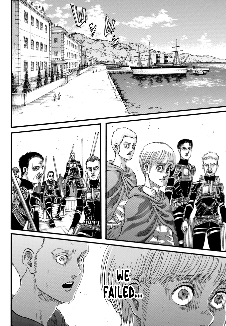 Attack on Titan Chapter 128  Online Free Manga Read Image 28