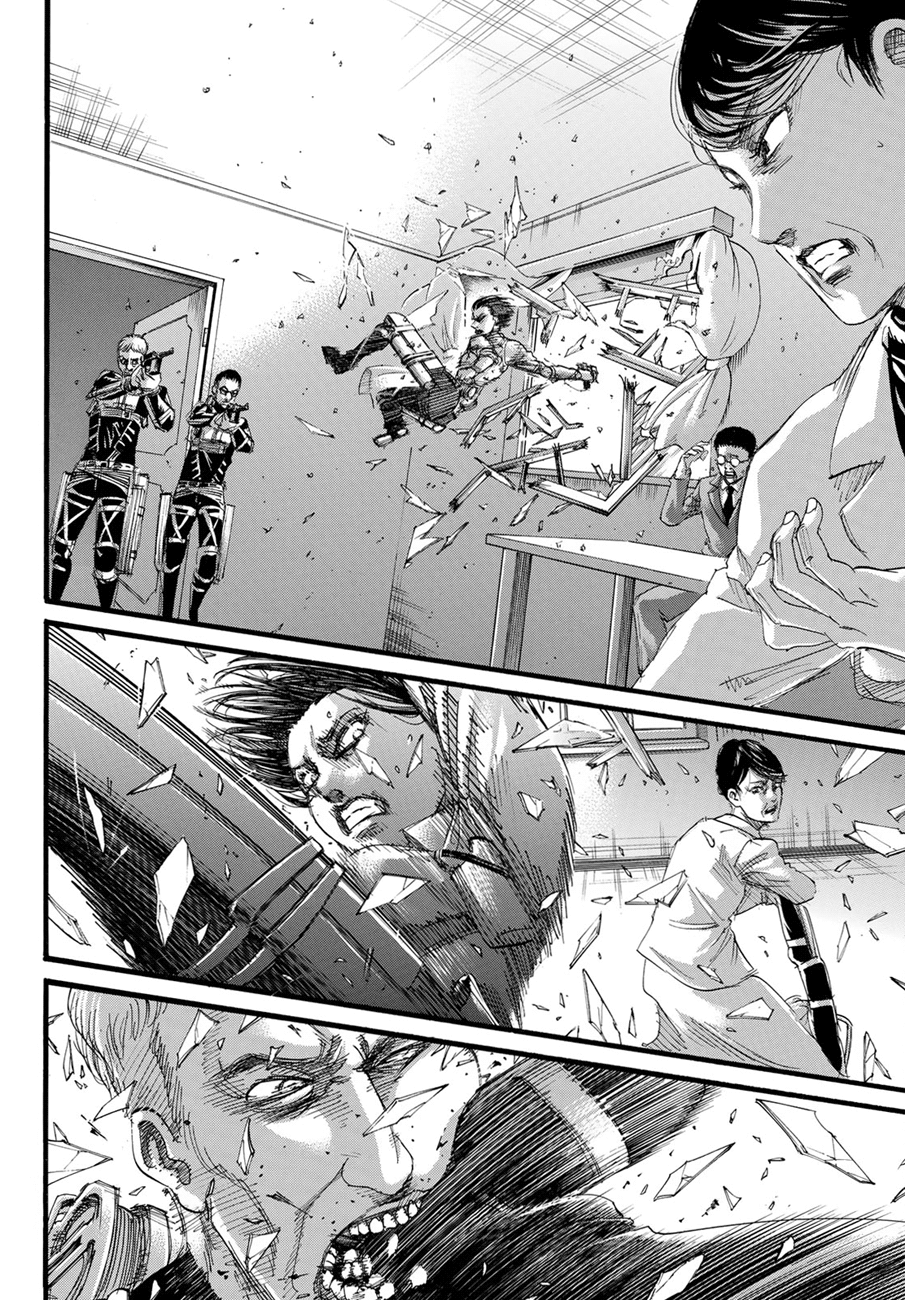 Attack on Titan Chapter 128  Online Free Manga Read Image 30