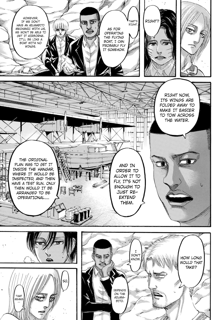Attack on Titan Chapter 128  Online Free Manga Read Image 7