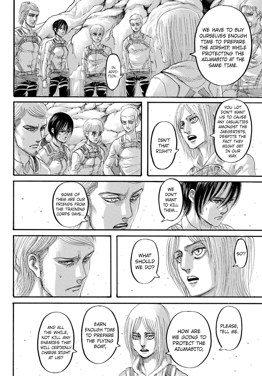 Attack on Titan Chapter 128  Online Free Manga Read Image 8