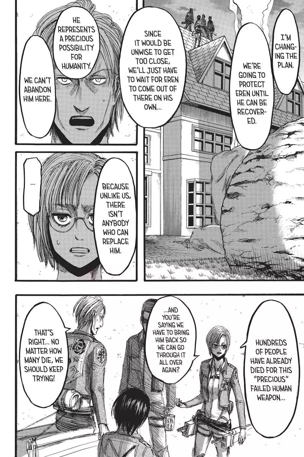 Attack on Titan Chapter 13  Online Free Manga Read Image 14