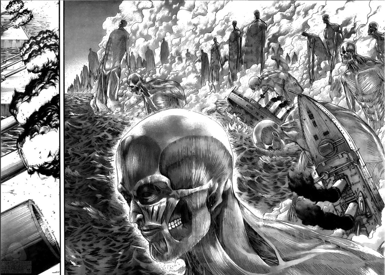 Attack on Titan Chapter 130  Online Free Manga Read Image 30