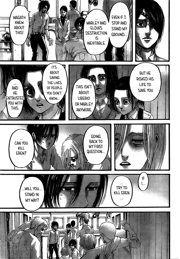 Attack on Titan Chapter 130  Online Free Manga Read Image 4