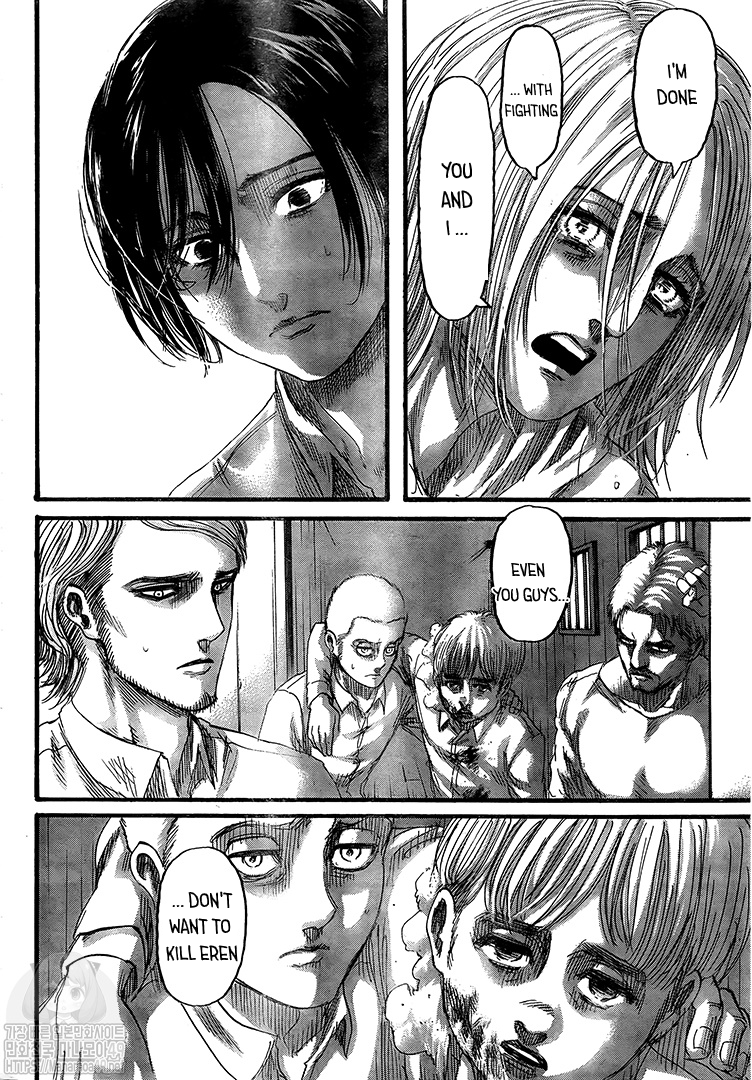 Attack on Titan Chapter 130  Online Free Manga Read Image 5