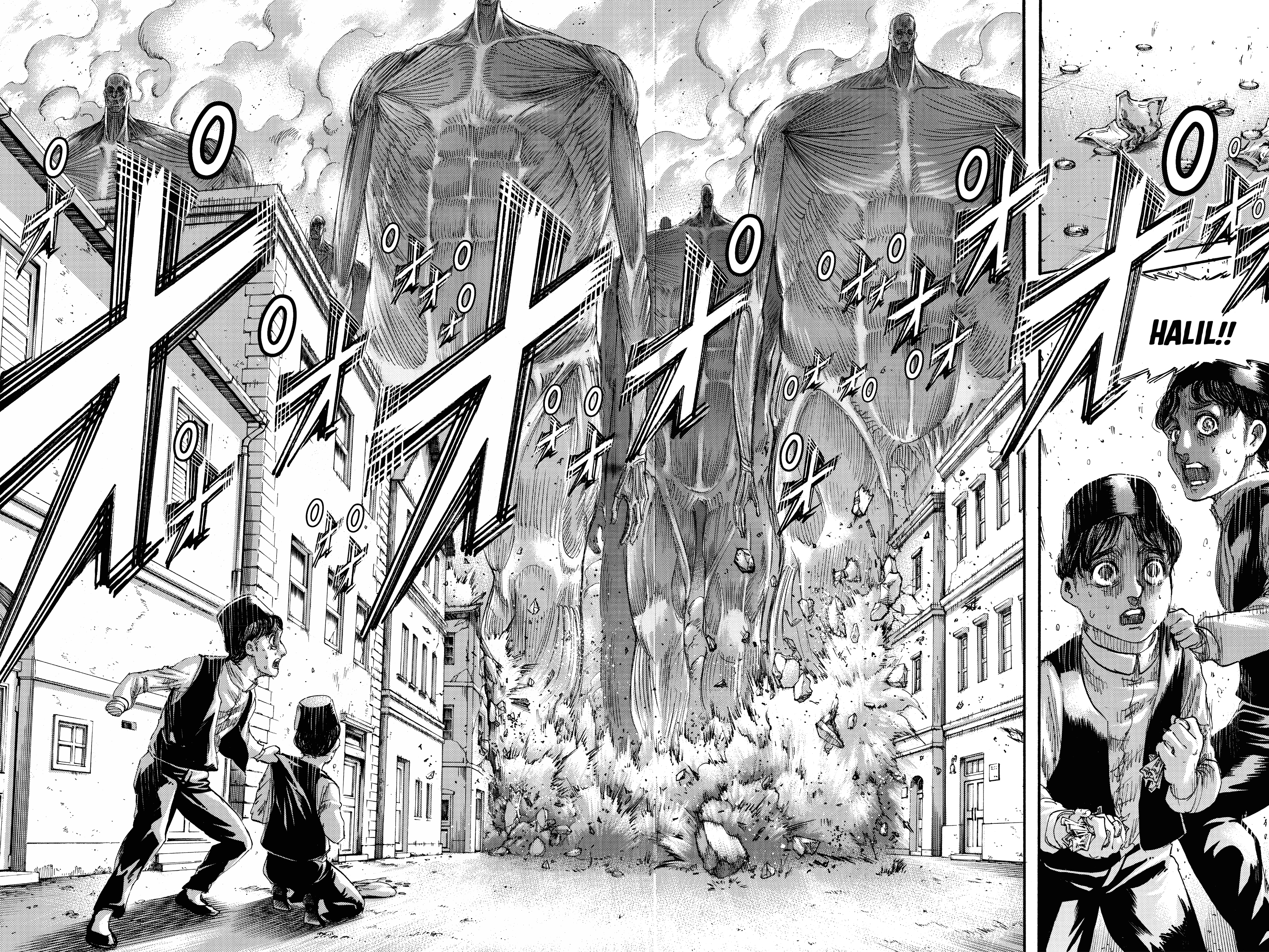 Attack on Titan Chapter 131  Online Free Manga Read Image 18