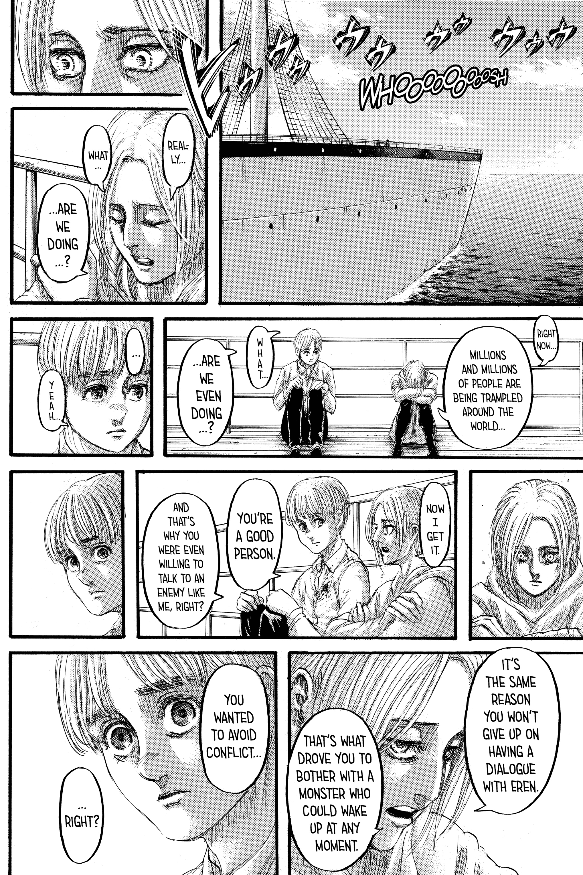Attack on Titan Chapter 131  Online Free Manga Read Image 37