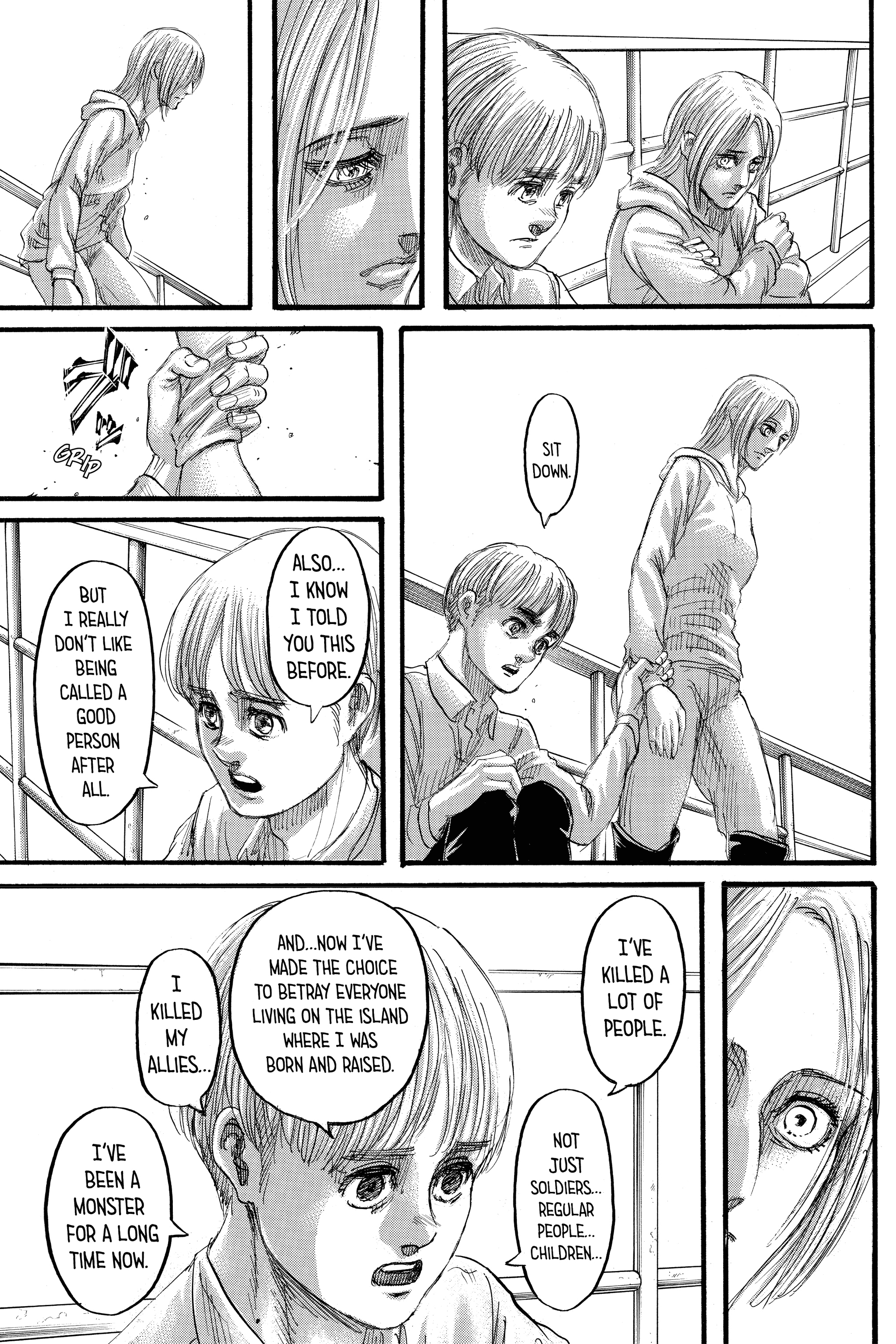 Attack on Titan Chapter 131  Online Free Manga Read Image 38