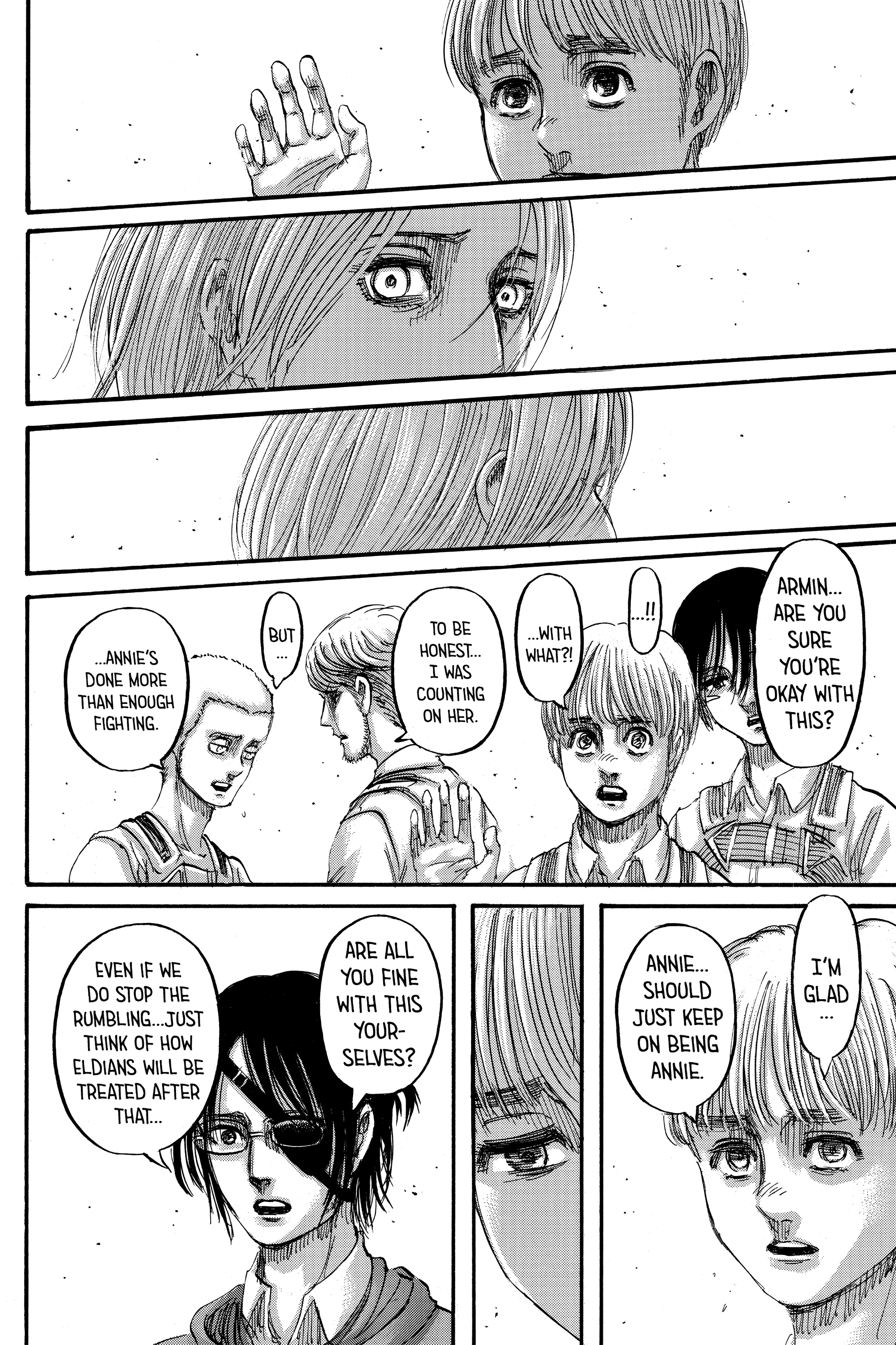 Attack on Titan Chapter 132  Online Free Manga Read Image 19