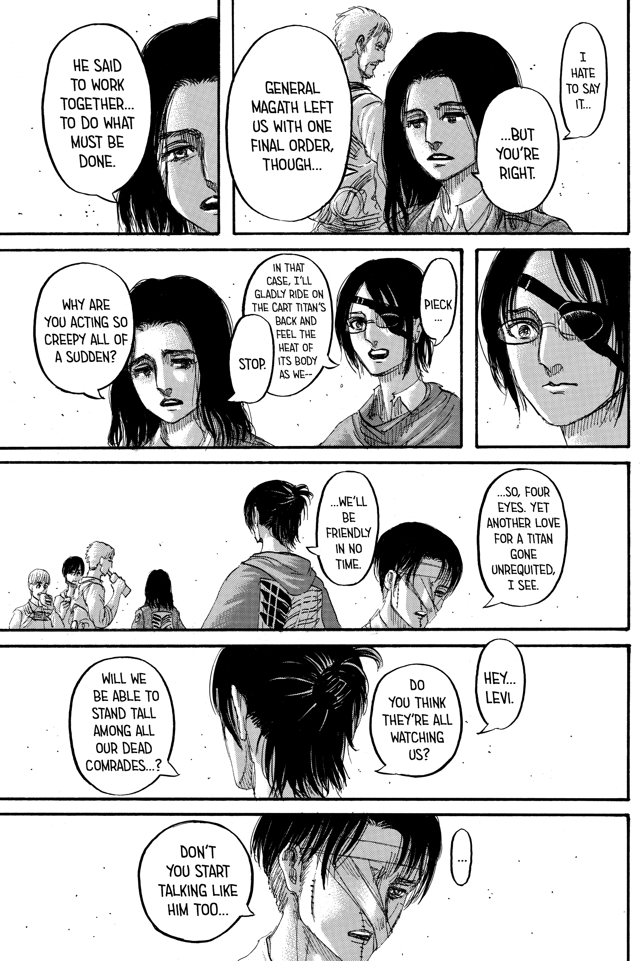 Attack on Titan Chapter 132  Online Free Manga Read Image 20