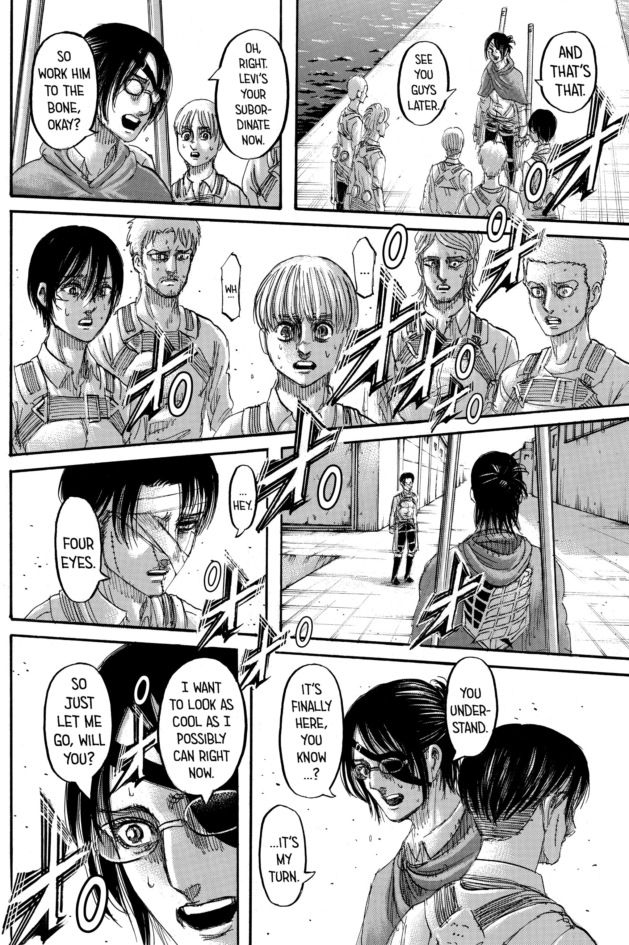 Attack on Titan Chapter 132  Online Free Manga Read Image 32