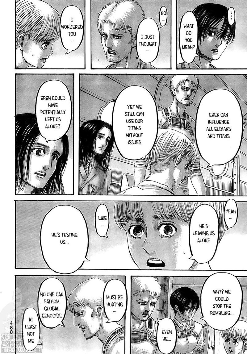 Attack on Titan Chapter 133  Online Free Manga Read Image 10