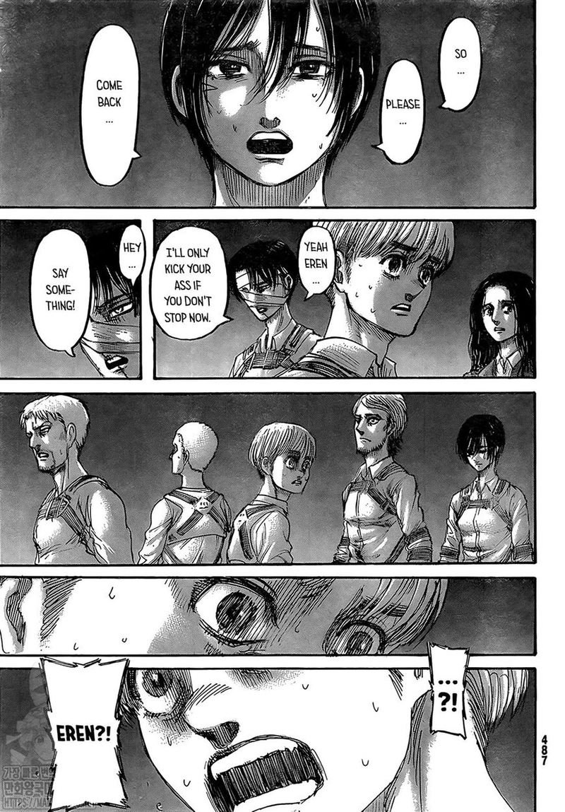 Attack on Titan Chapter 133  Online Free Manga Read Image 16