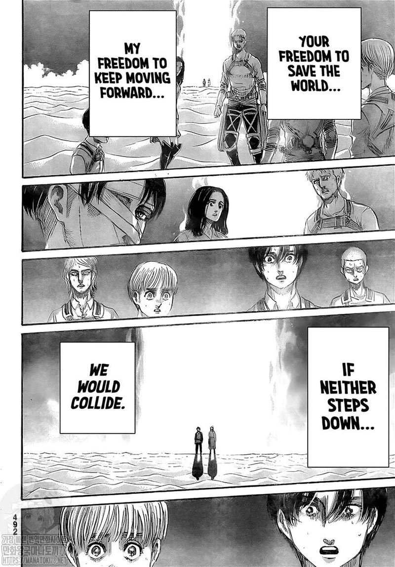 Attack on Titan Chapter 133  Online Free Manga Read Image 21
