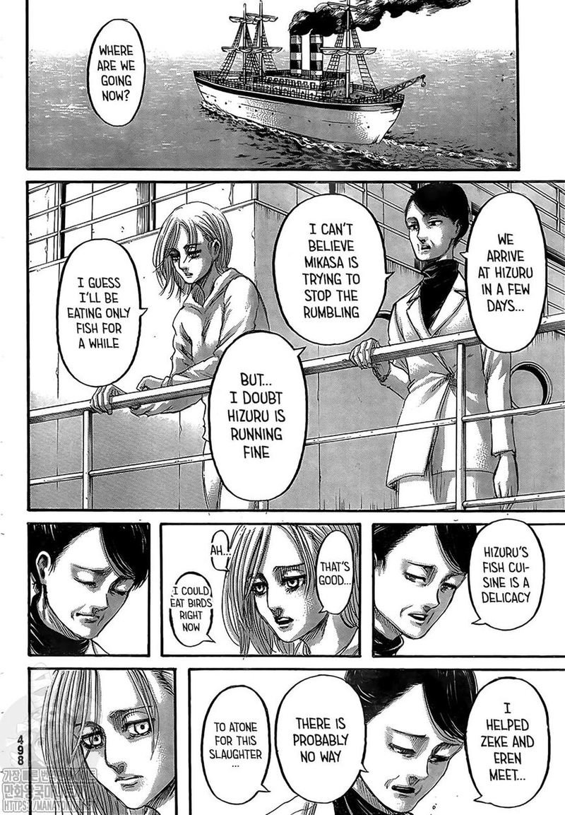 Attack on Titan Chapter 133  Online Free Manga Read Image 27
