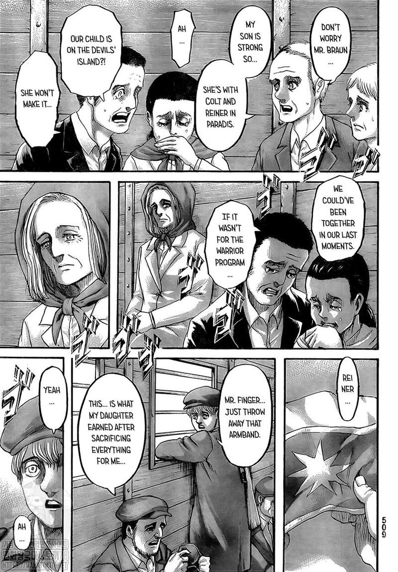 Attack on Titan Chapter 133  Online Free Manga Read Image 38