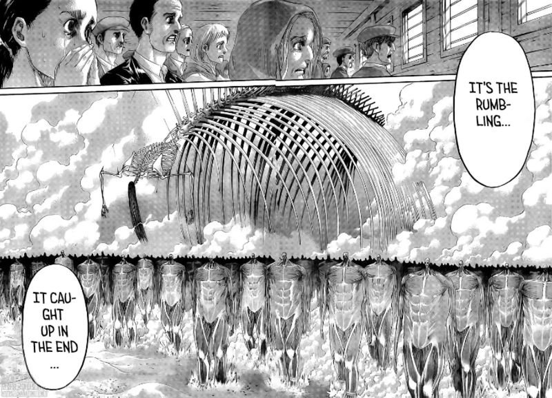 Attack on Titan Chapter 133  Online Free Manga Read Image 41