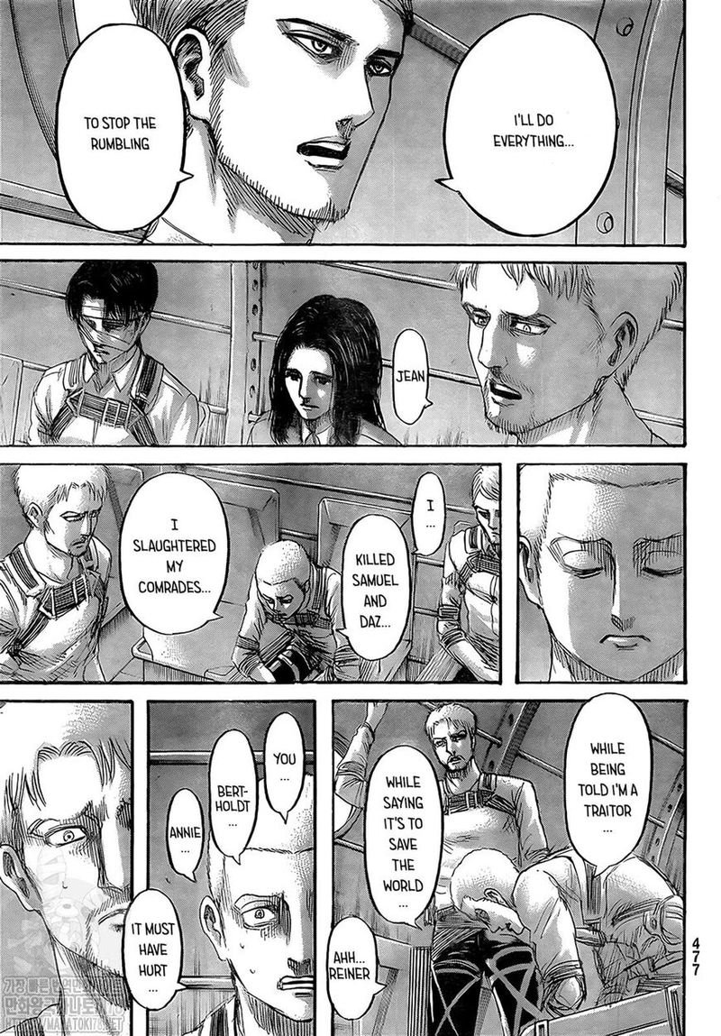 Attack on Titan Chapter 133  Online Free Manga Read Image 7