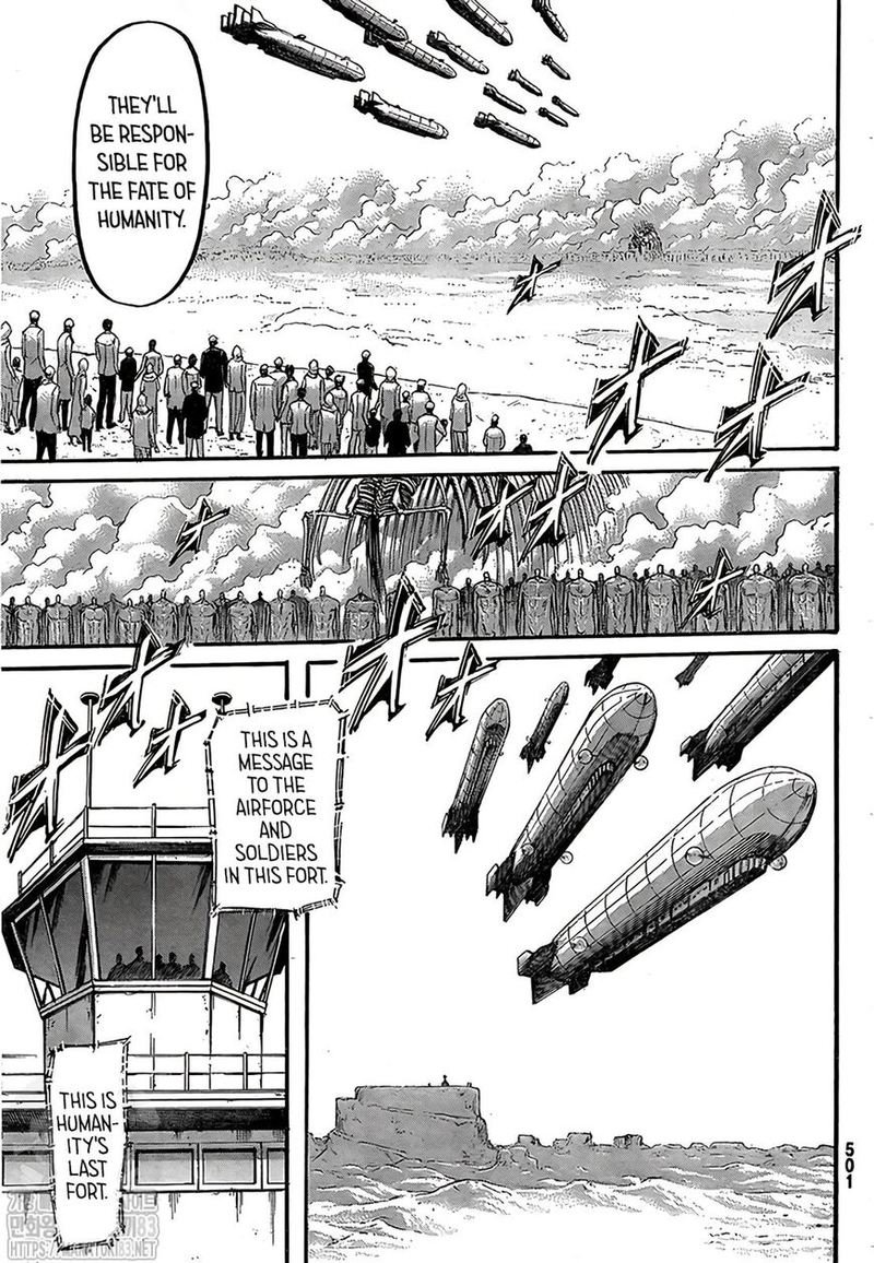 Attack on Titan Chapter 134  Online Free Manga Read Image 10