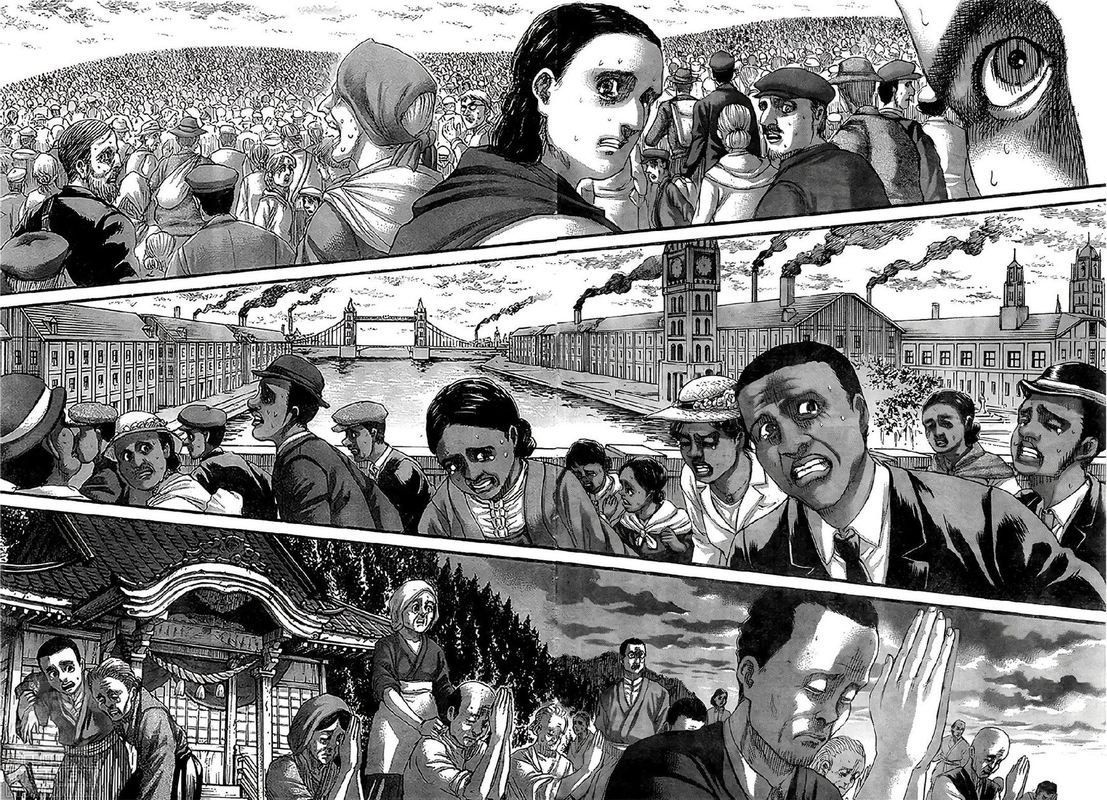 Attack on Titan Chapter 134  Online Free Manga Read Image 2