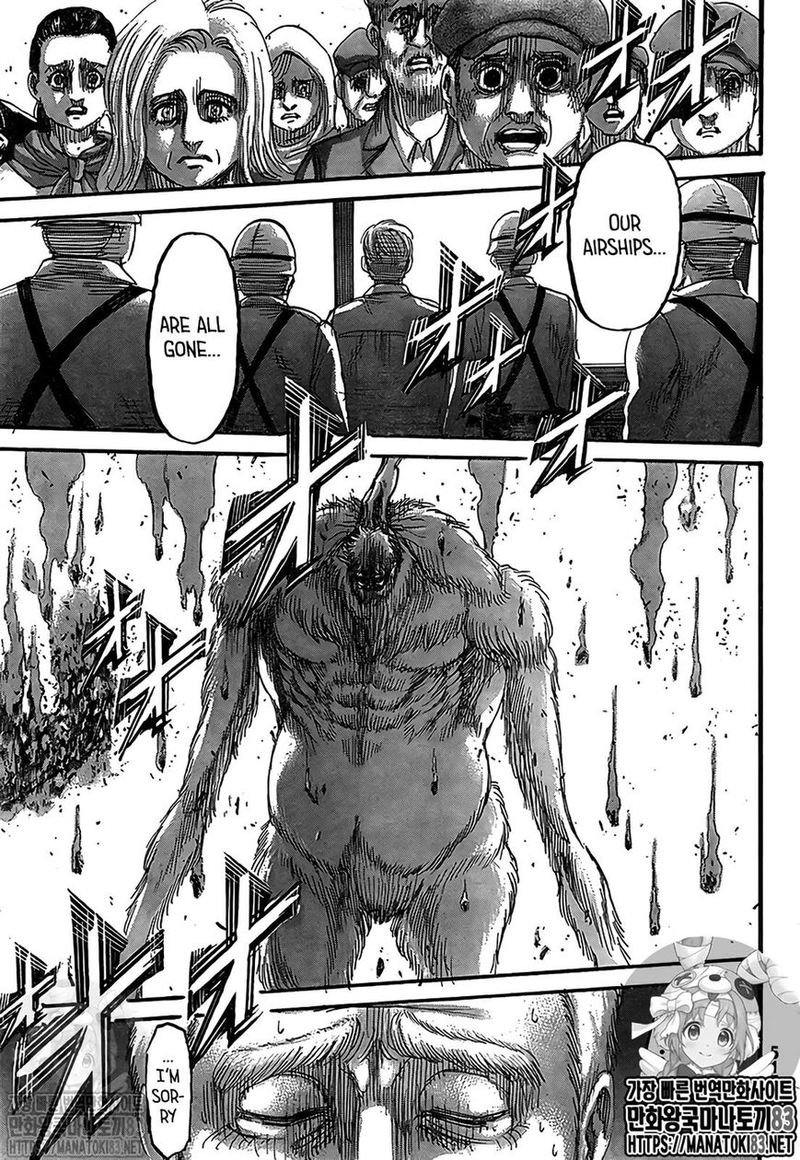 Attack on Titan Chapter 134  Online Free Manga Read Image 26