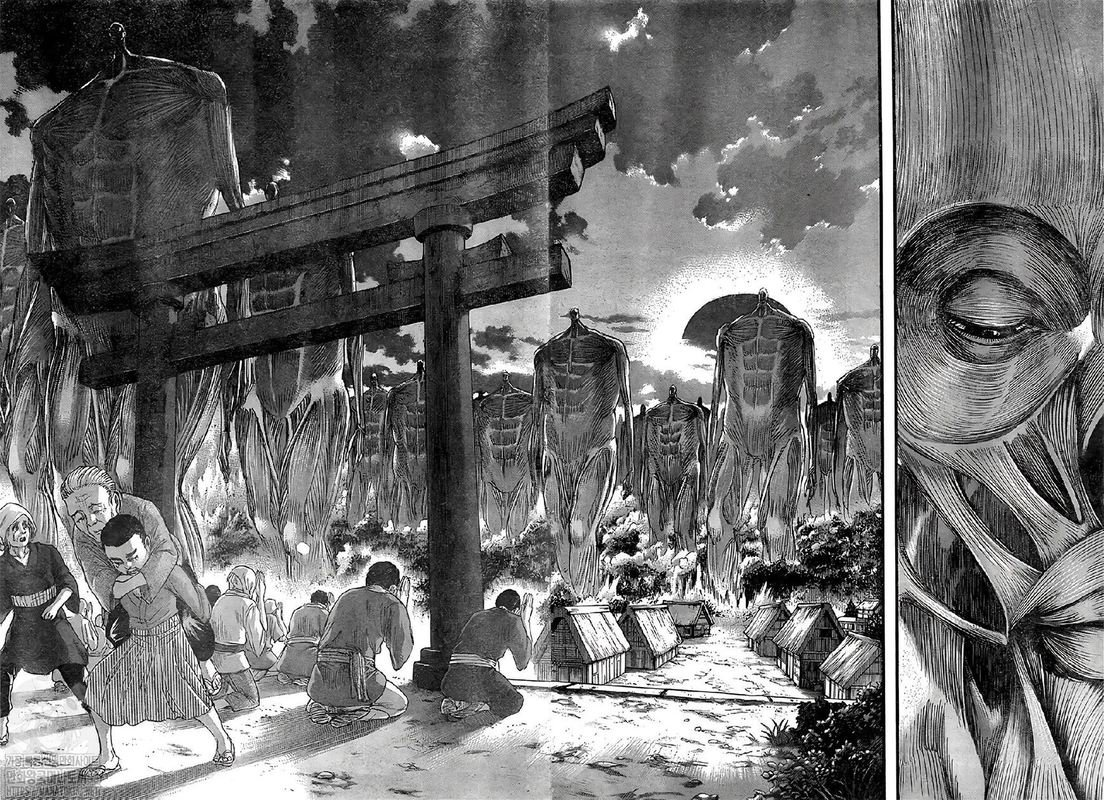Attack on Titan Chapter 134  Online Free Manga Read Image 3