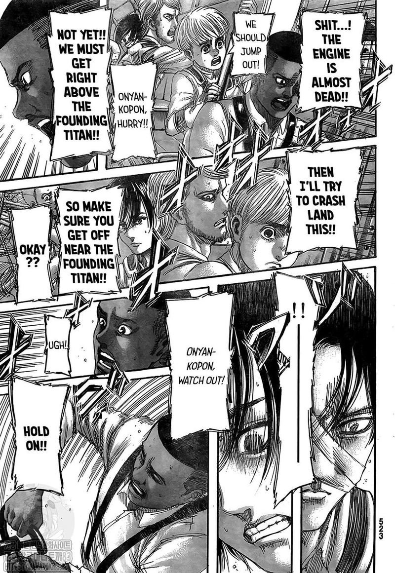 Attack on Titan Chapter 134  Online Free Manga Read Image 32