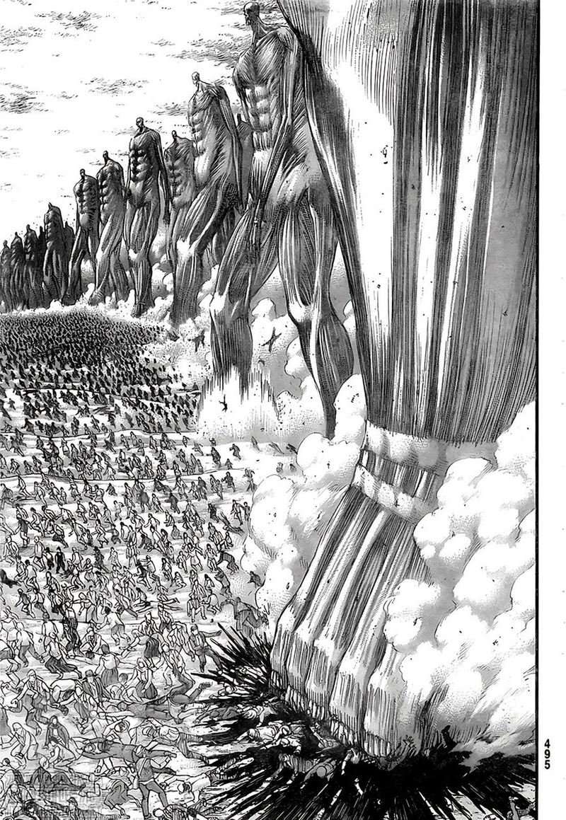 Attack on Titan Chapter 134  Online Free Manga Read Image 5