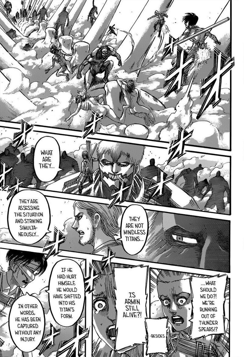 Attack on Titan Chapter 135  Online Free Manga Read Image 14
