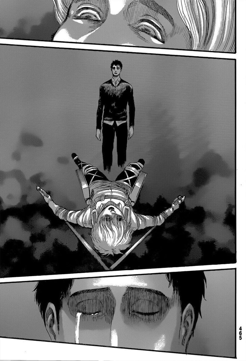 Attack on Titan Chapter 135  Online Free Manga Read Image 28