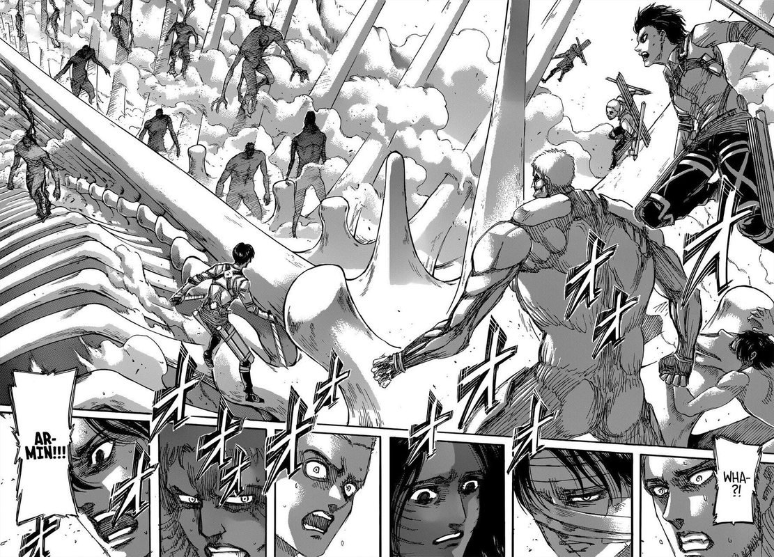 Attack on Titan Chapter 135  Online Free Manga Read Image 8