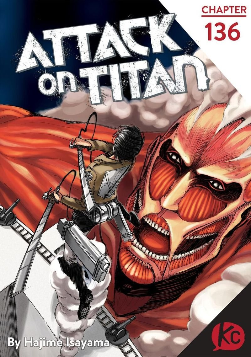 Attack on Titan Chapter 136 Online Read