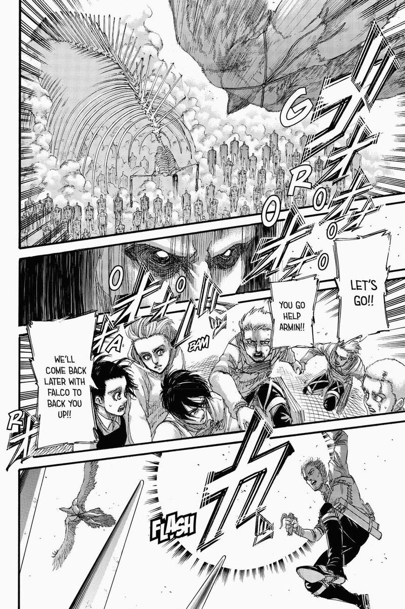 Attack on Titan Chapter 136  Online Free Manga Read Image 17
