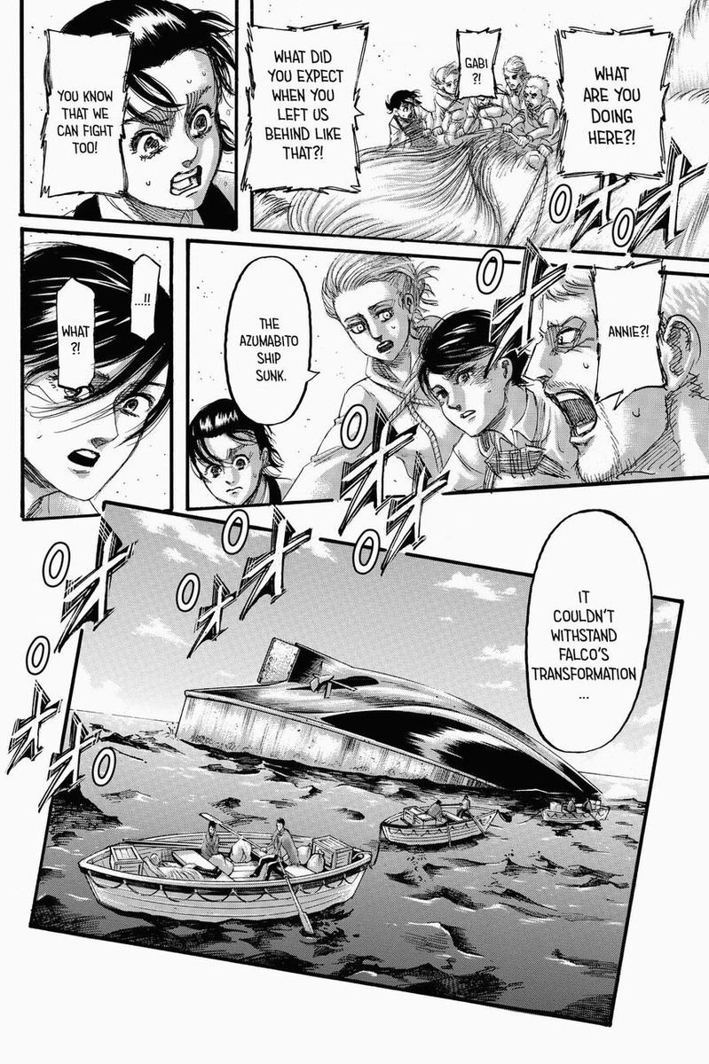 Attack on Titan Chapter 136  Online Free Manga Read Image 3