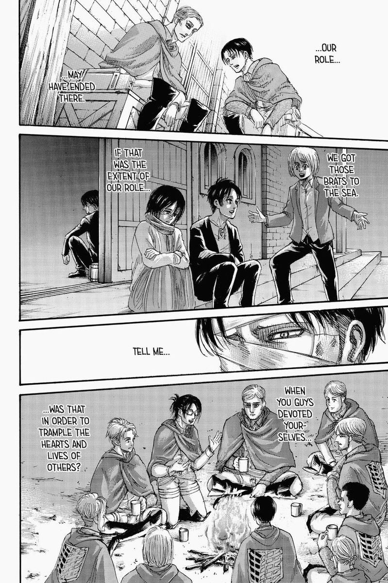 Attack on Titan Chapter 136  Online Free Manga Read Image 31