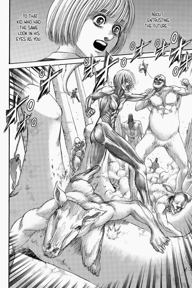 Attack on Titan Chapter 136  Online Free Manga Read Image 33