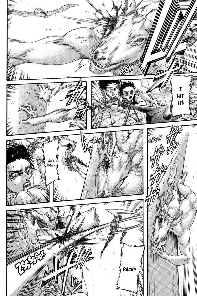 Attack on Titan Chapter 137  Online Free Manga Read Image 25