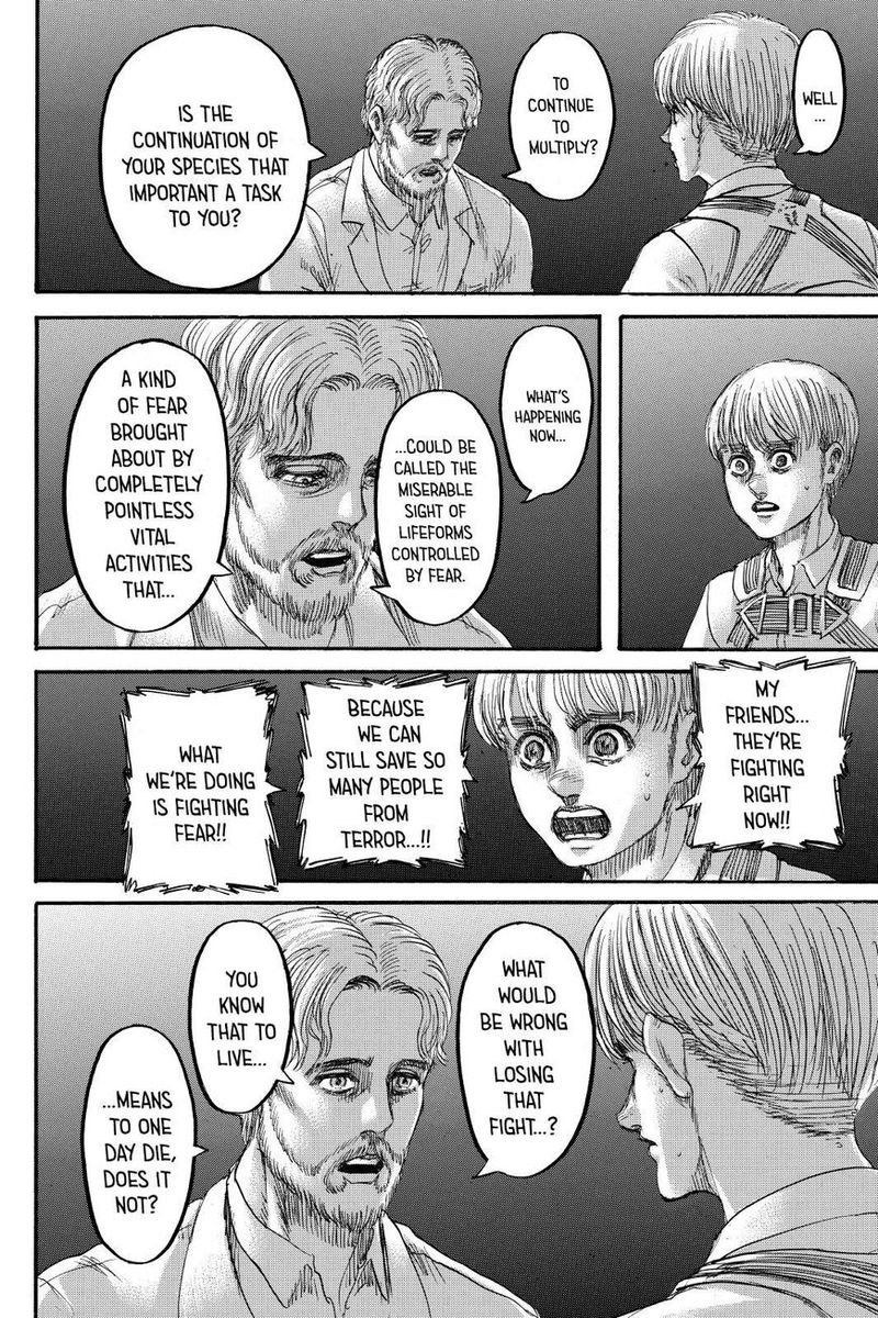 Attack on Titan Chapter 137  Online Free Manga Read Image 7