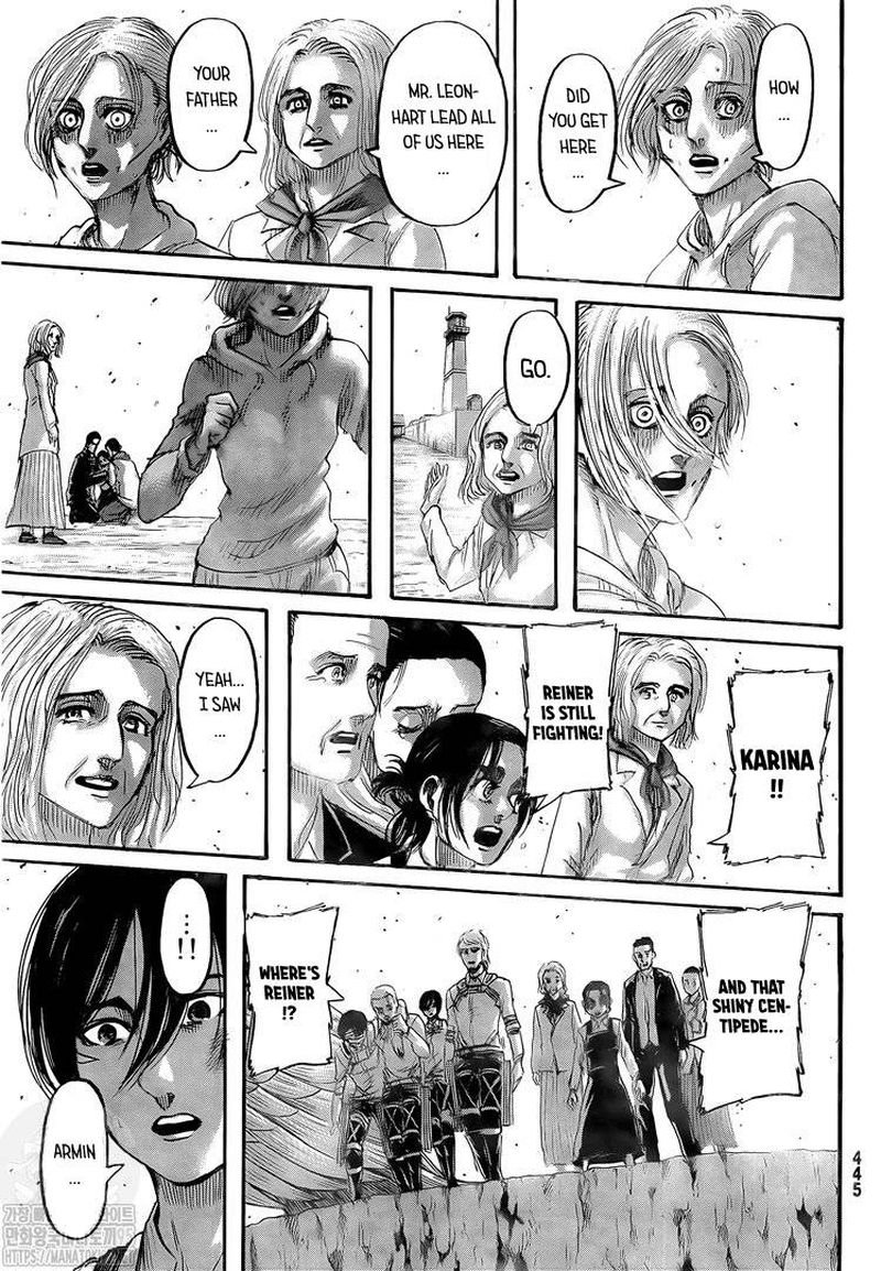 Attack on Titan Chapter 138  Online Free Manga Read Image 7