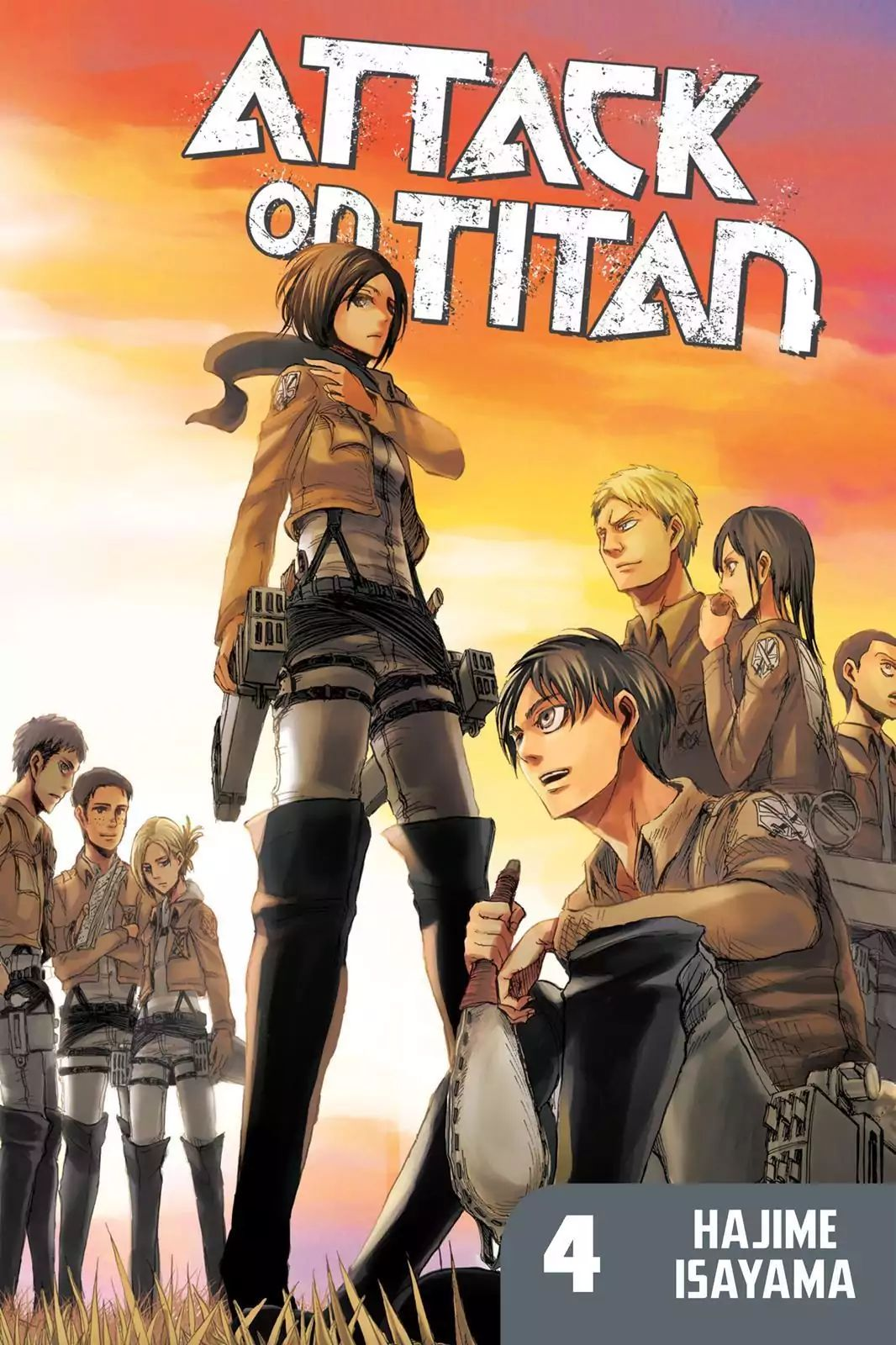 Attack on Titan Chapter 14  Online Free Manga Read Image 1