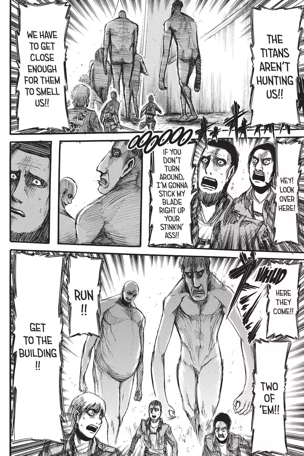 Attack on Titan Chapter 14  Online Free Manga Read Image 23
