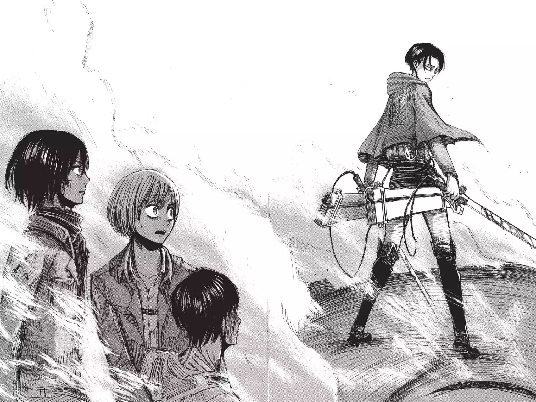 Attack on Titan Chapter 14  Online Free Manga Read Image 44