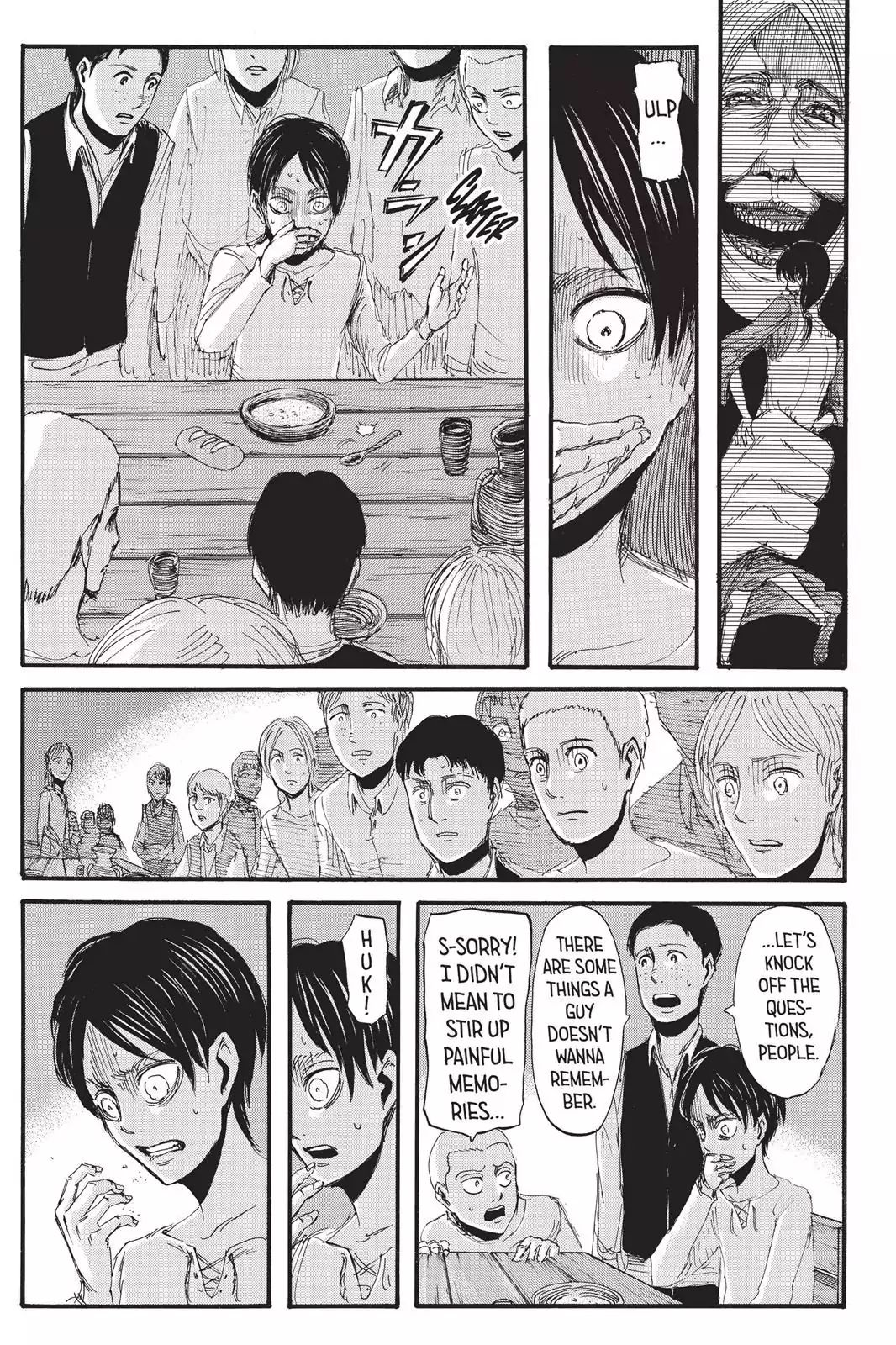 Attack on Titan Chapter 15  Online Free Manga Read Image 21