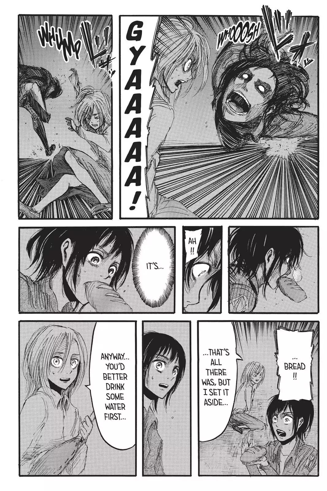 Attack on Titan Chapter 15  Online Free Manga Read Image 30