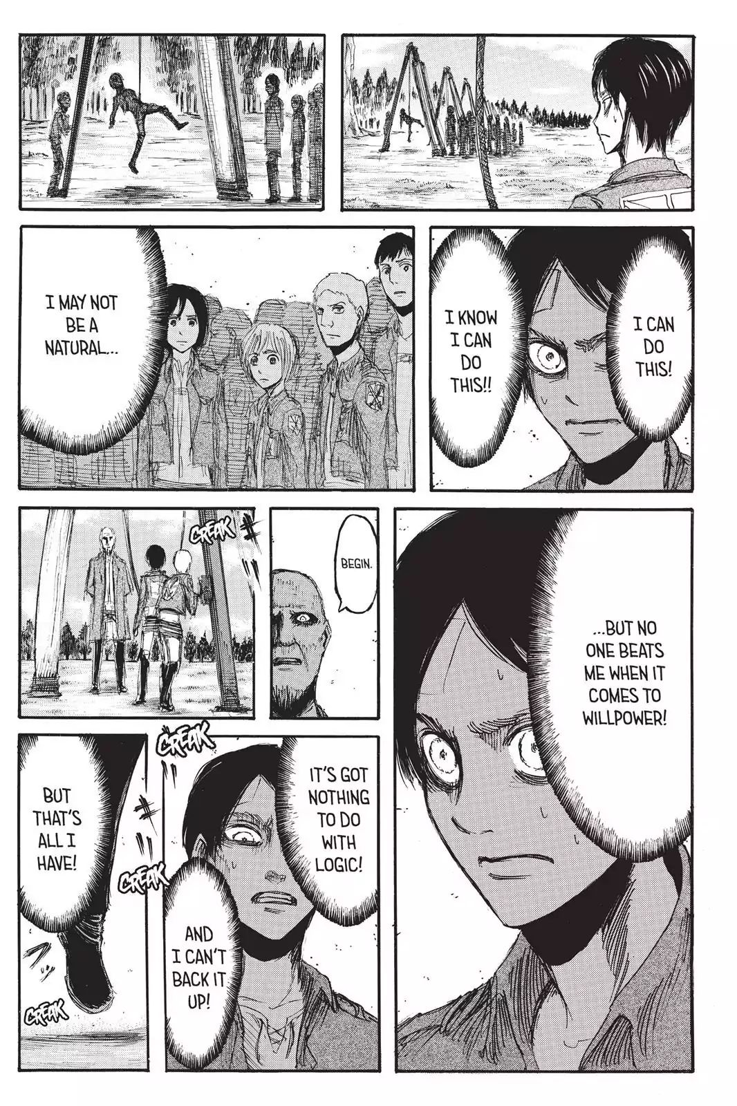 Attack on Titan Chapter 16  Online Free Manga Read Image 23
