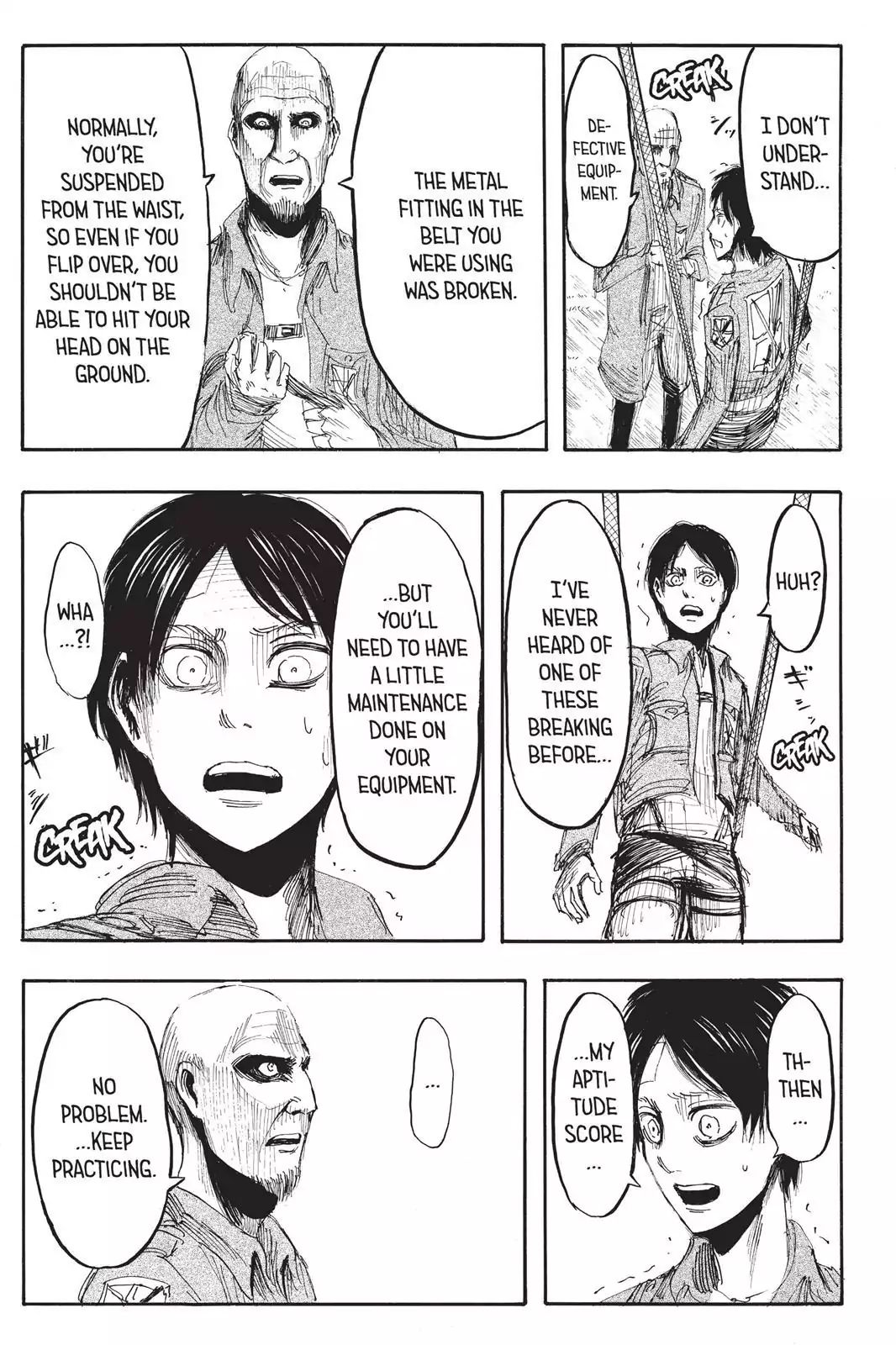 Attack on Titan Chapter 16  Online Free Manga Read Image 29