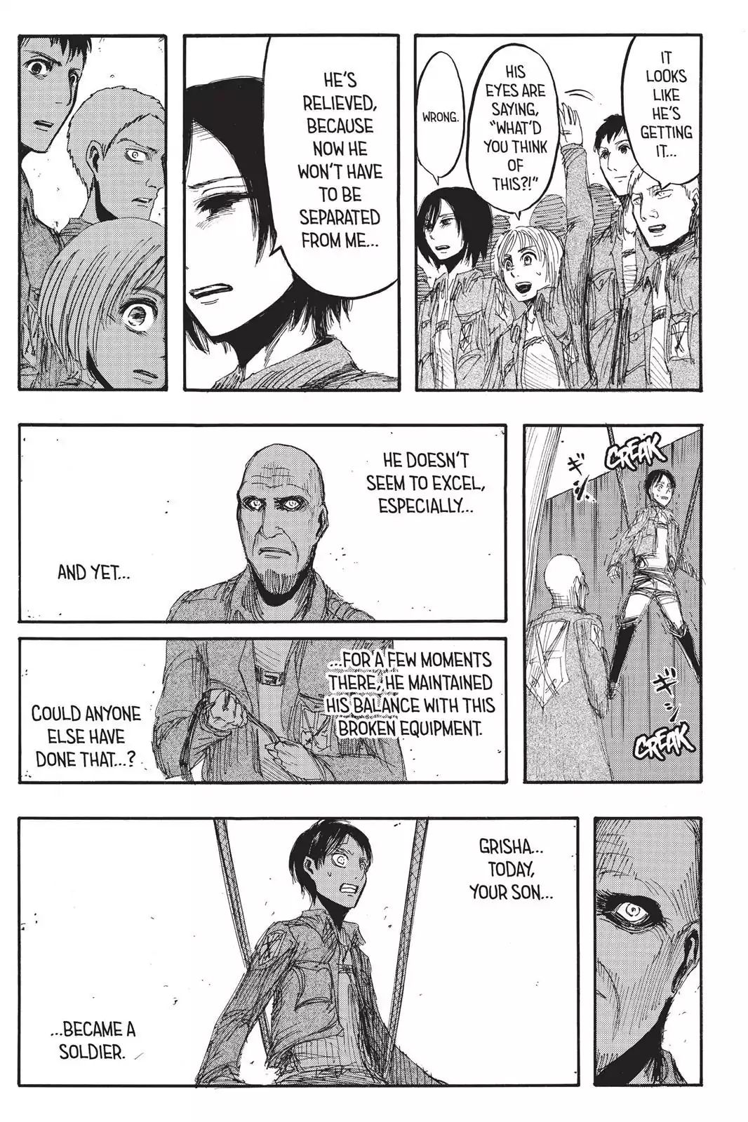 Attack on Titan Chapter 16  Online Free Manga Read Image 31